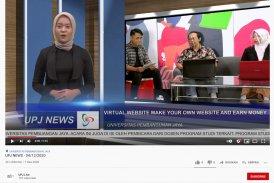 PROGRAM UPJ NEWS UPJ LIVE 7 DESEMBER 2020